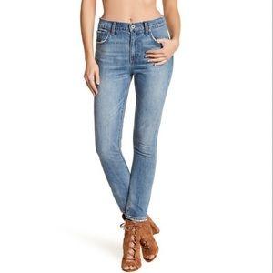 NWT! Lucky Brand Bridgette Skinny Jeans Sunny Isle